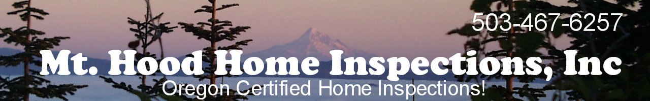 Gresham Oregon certified  home  inspections